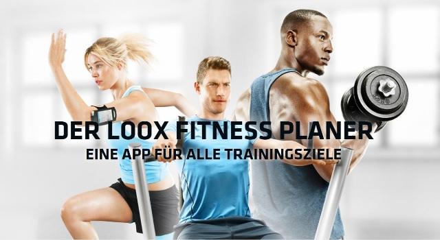 Loox Fitnessplan