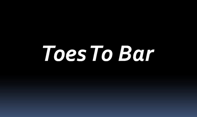Toes To Bar
