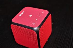 Sony SRS-X11 Würfel