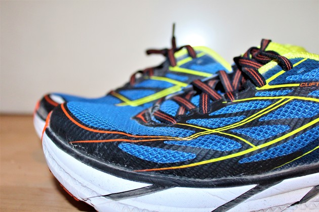 Hoka One One Clifton 3 Laufschuh Obermaterial