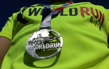 Wings for Life World Run 2018