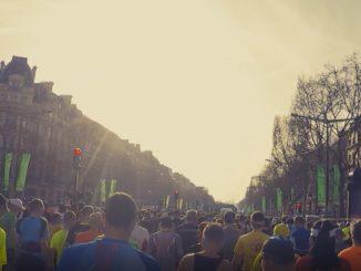 Laufen Marathon mit GoPro