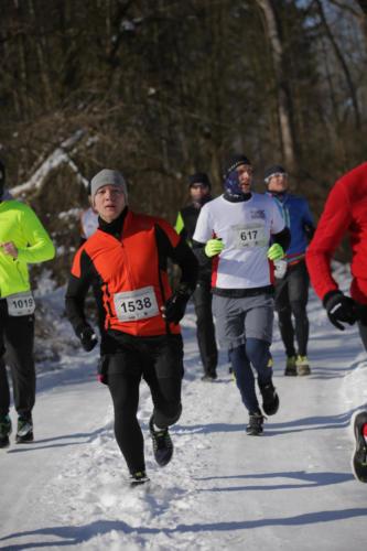 Ismaning Winterlauf